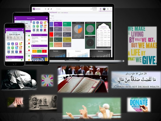 "Projects | ""Ad-Din"" Mobile & Web App for Masjid, Madrasah & Muslims 