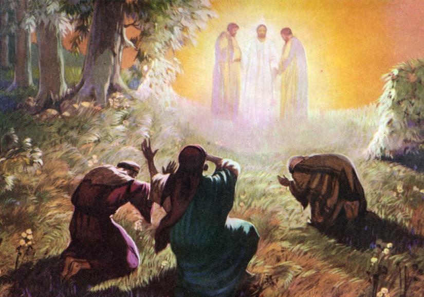 Resultado de imagem para transfiguração