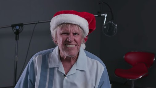 The season to be jolly is fast approaching and nothing says Christmas quite like Gary Busey in a Santa...