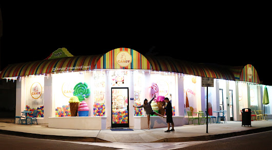 Want to feel like a kid in a candy shop again? Visit B.Candy