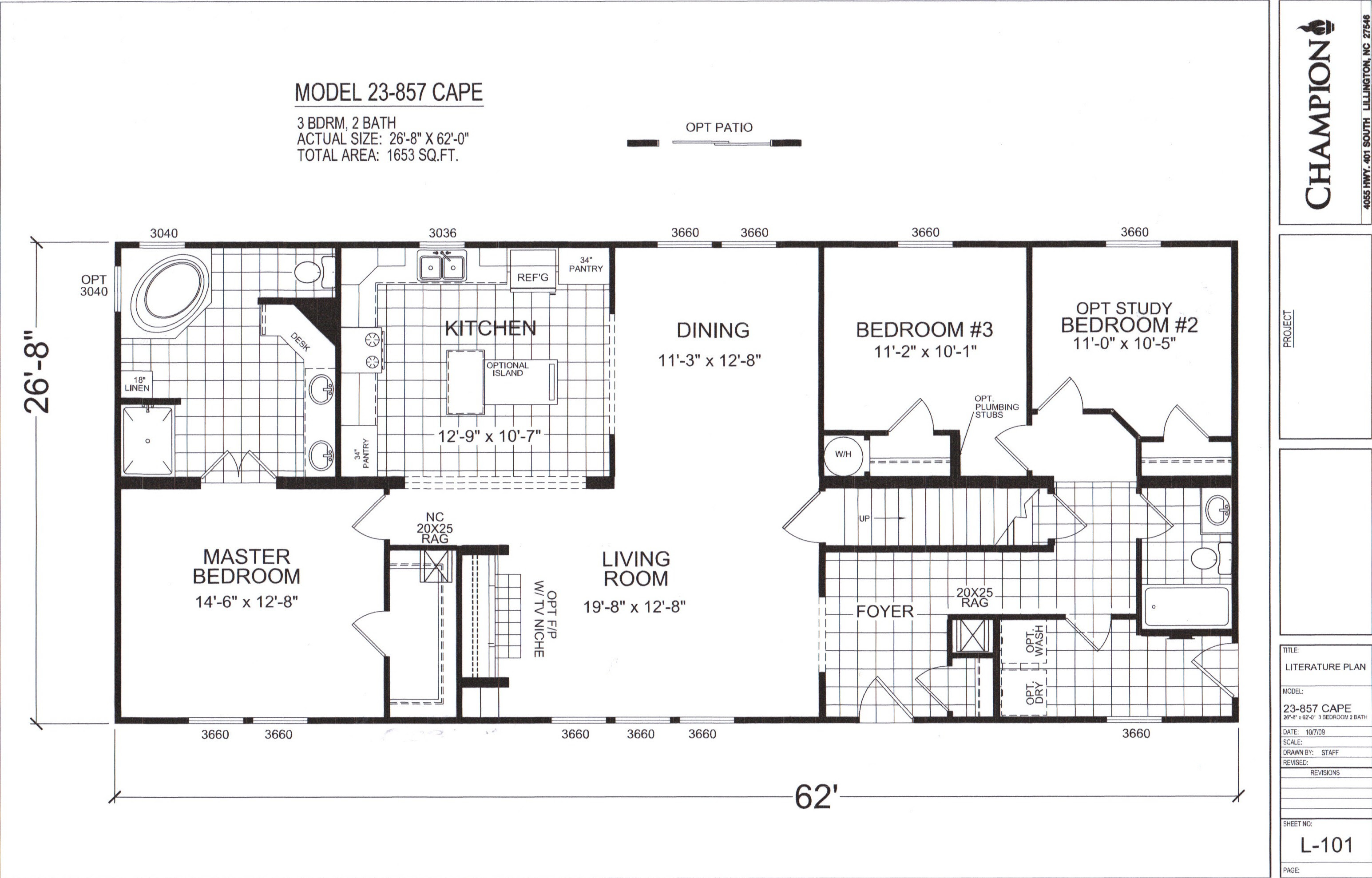 Extreme    8501 By Champion Homes