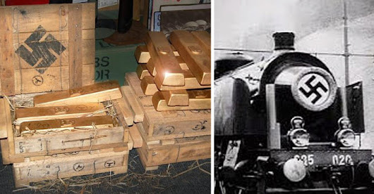 Train Allegedly Found In Poland Containing '300 Tonnes' Of Nazi Gold
