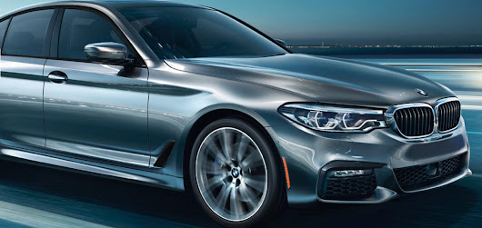 2017 BMW 530i Review Annapolis MD | BMW of Annapolis