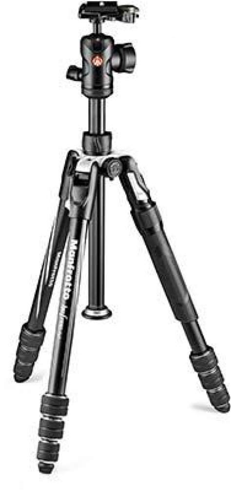 Manfrotto Befree 2N1, Nerissimo and Live Tripods