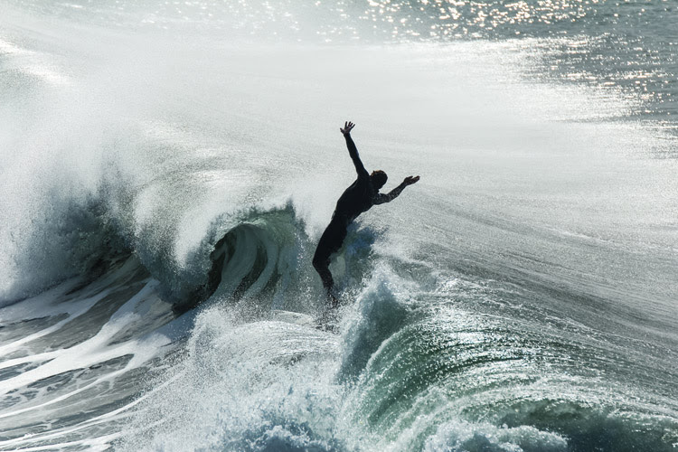 Wipeout: a skill in surfing | Photo: Shutterstock