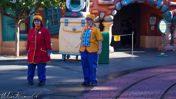 Disneyland Resort, Disneyland, Mickey's, Toon, Town, New, Costumes