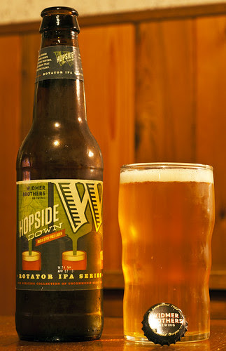 Review: Widmer Brothers' Hopside Down India Style Pale Lager by Cody La Bière