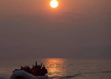 Las muertes en el Egeo han descendido un 94% desde el pacto migratorio entre la UE y Turquía