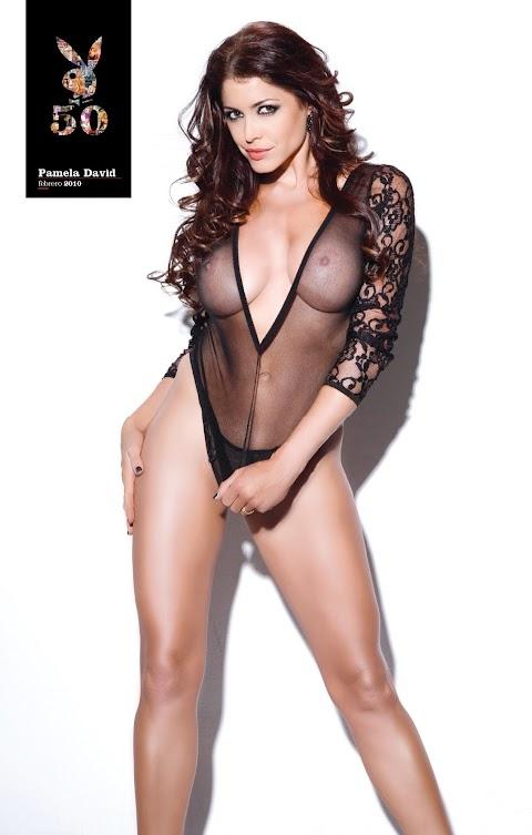 Pamela David Play Boy images (#Hot 2020)