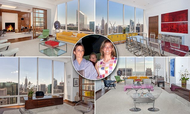 Duplex of Gucci sisters Alessandra and Allegra listed for $45million