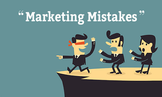 The 10 mistakes that small business owner commit in marketing and generating leads. - Technophile