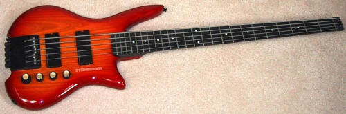 The Unique Guitar Blog The Steinberger Guitar And Those