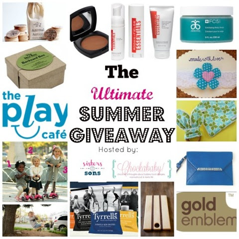 Ultimate Summer Giveaway! - Chockababy!