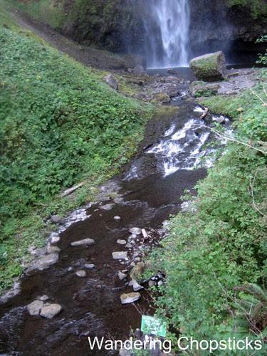 Day 4.3 Multnomah Falls - Columbia River Gorge - Oregon 10