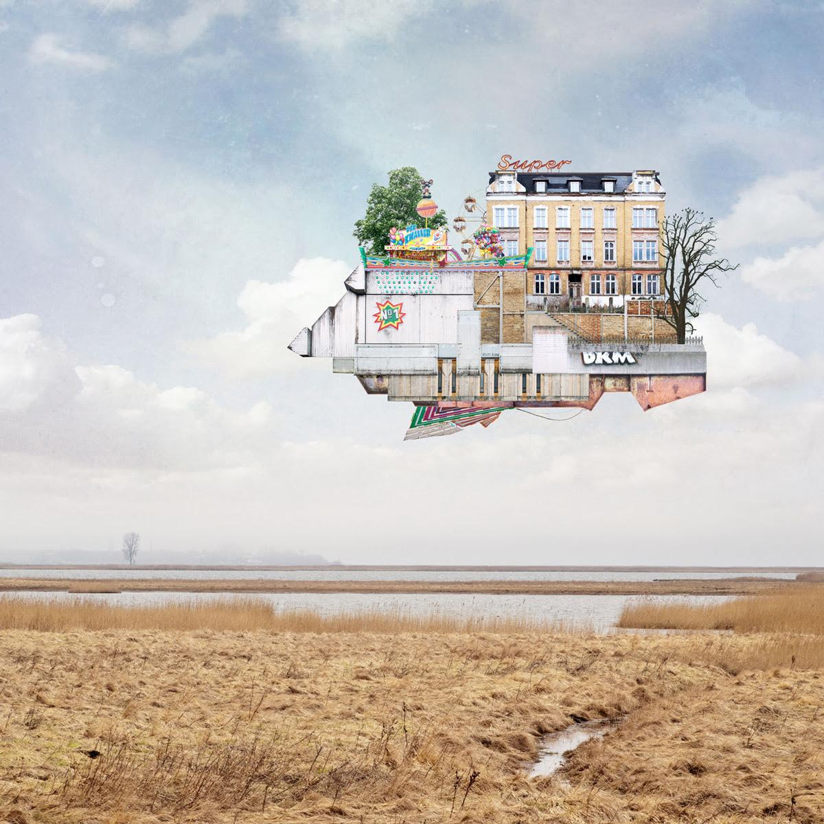 Le nuove case surreali di matthias jung tulipanorosa for Finanziamento della costruzione di nuove case