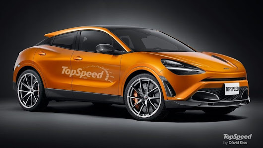 2020 McLaren SUV - Spy Photos, Price, Release date, Performance