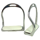"""Foot Free Safety Stirrup Irons 4-3/4"""""""