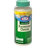 Kraft 100% Parmesan Grated Cheese - 24 oz bottle
