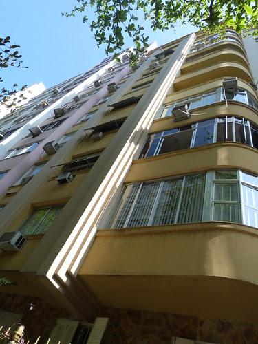 Edificio Sylvia, Copacabana
