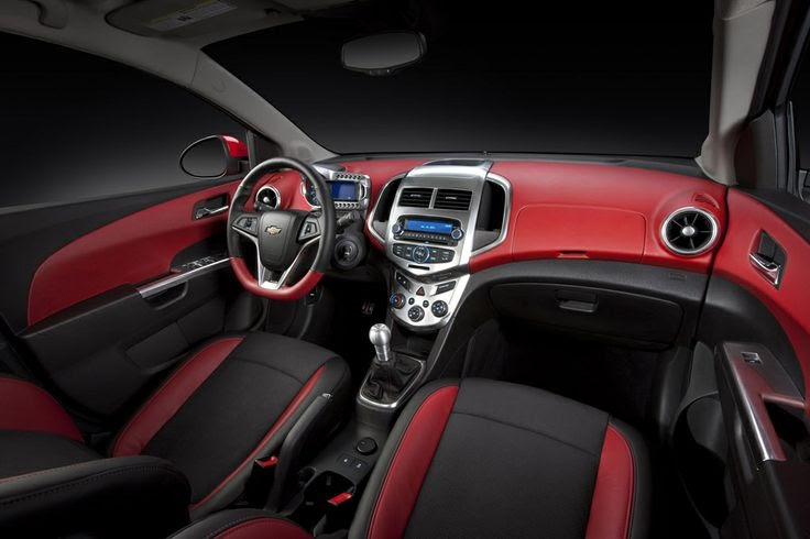 CAR INTERIOR MODIFICATION IDEAS: Red and black chevy cruze ...