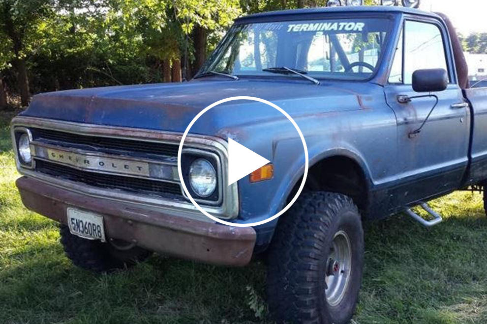 For Sale 1970 Terminator 3 Chevy Truck Carbuzz