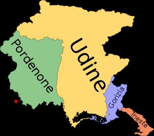 (Italian version) Category:Maps of Friuli-Vene...
