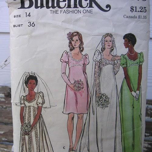 vintage butterick 3478