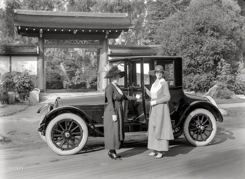 Model Tea: 1918