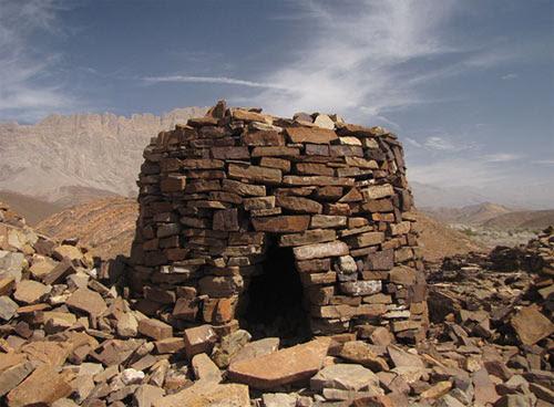 Colmena 'tumba' en Al Ayn Omán