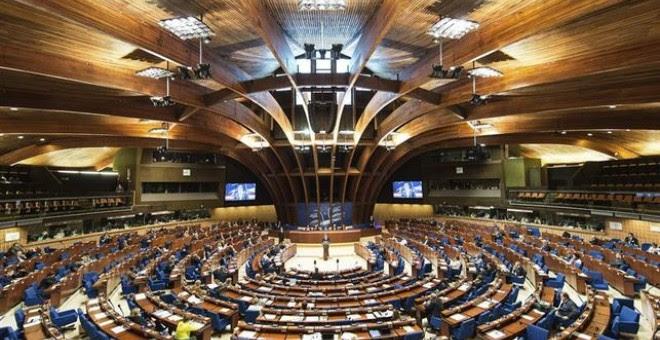Una imagen del Consejo de Europa.- EFE
