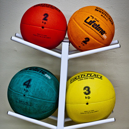 Throwing Medicine Balls - how constraints make you a better Programmer