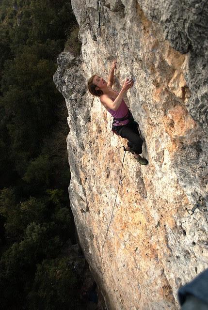 Elin klättrar Calipso, Mont-Ral