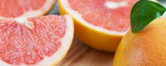 Grapefruit health facts and nutrition benefits