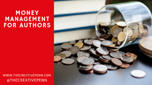Money Management For Authors | The Creative Penn