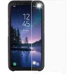 Valor Clear Tempered Glass Screen Protector Film for Samsung Galaxy S8 Active