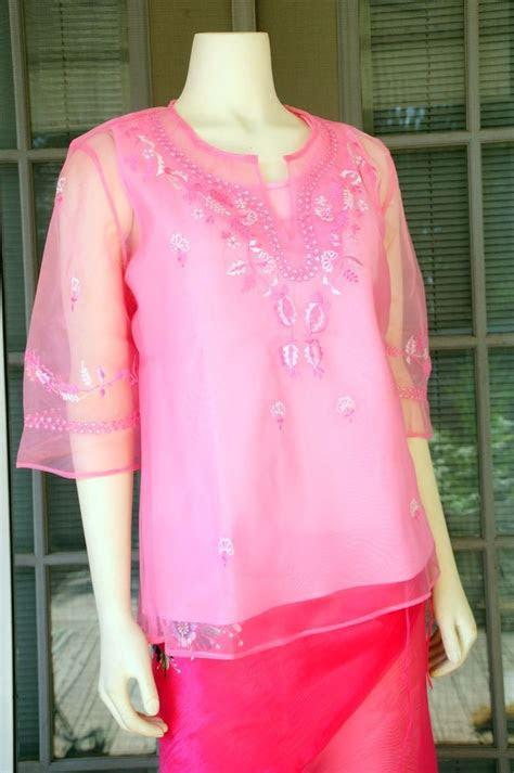 filipiniana kimona blouse top   order    xxl xxxl