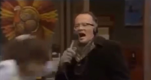 Classic 'WKRP' turkey episode has become a Thanksgiving tradition