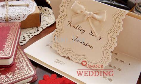 Wedding Invitations,Thank You Card Western Style Wedding