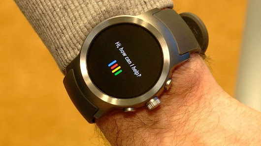 Google adds virtual assistant to Android Wear watches - BBC News