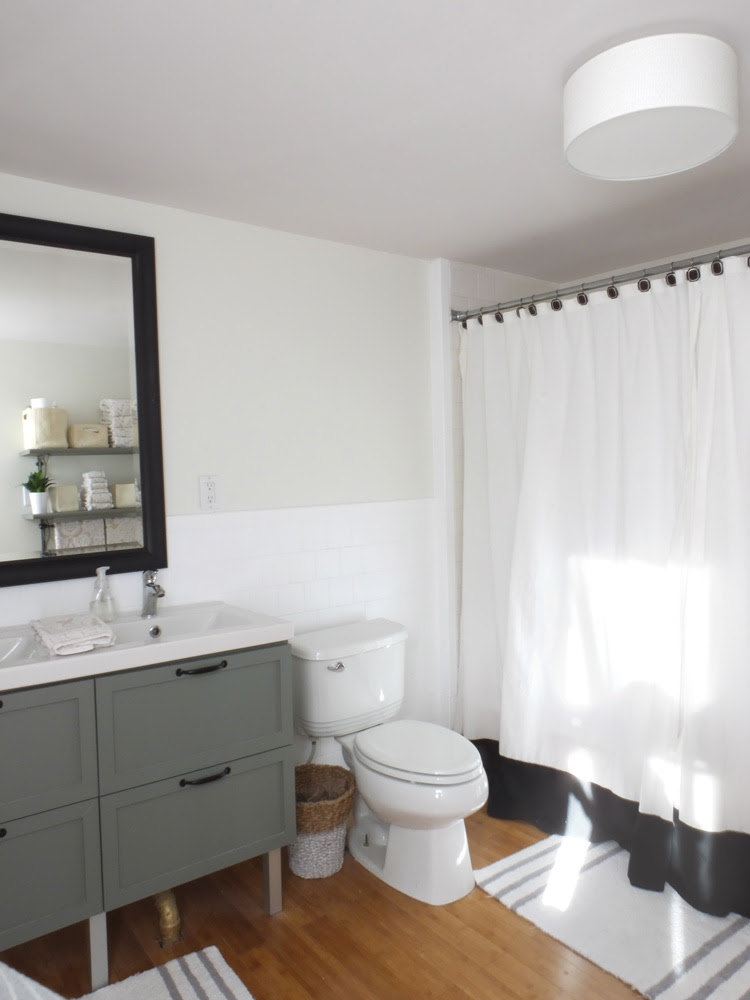 A small bathroom update and some unfortunate news - Little ...