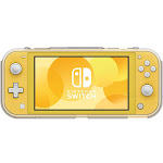 For Nintendo Switch Lite Case, by Hori compatible with Nintendo Switch Lite, Clear
