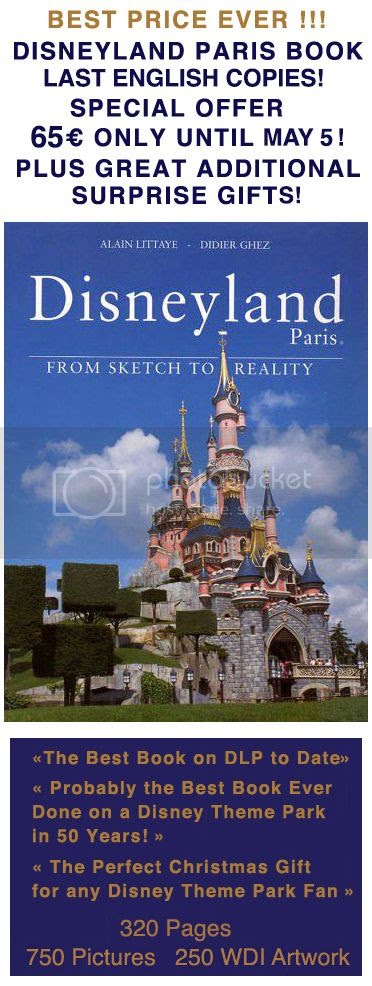 DLP BOOK SPECIAL OFFER!