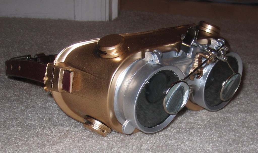 Steampunk Goggles For Sale