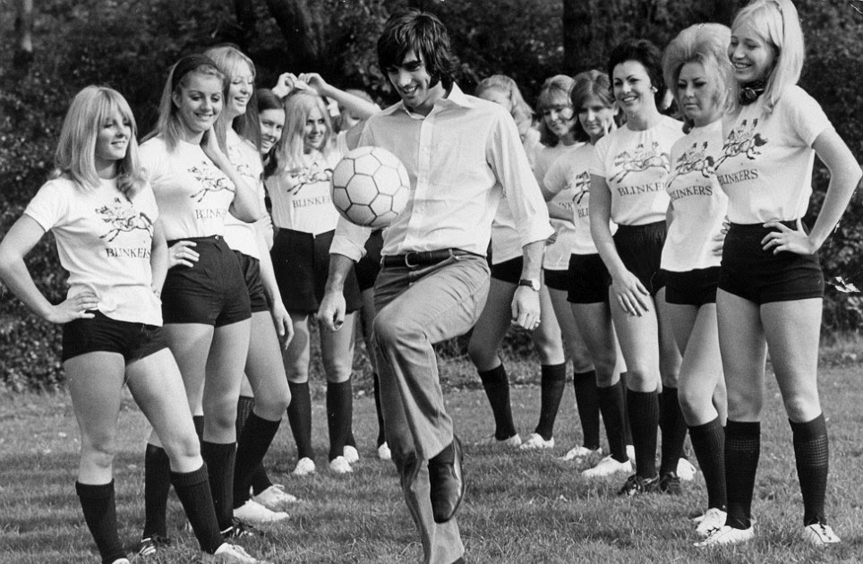 Footballs Golden Years Sixties Special