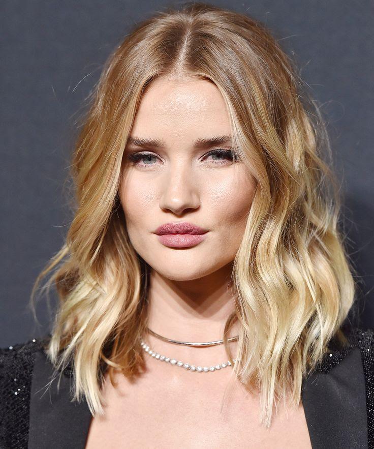 18 Wunderschöne Frisuren Für Dickes Gewelltes Haar Neue Trend Frisuren