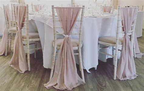 Chiavari Chair Covers & Decoration   Everything Covered