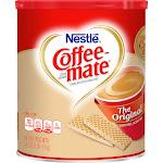 Nestle Coffeemate Original Powder Coffee Creamer - 56 oz canister
