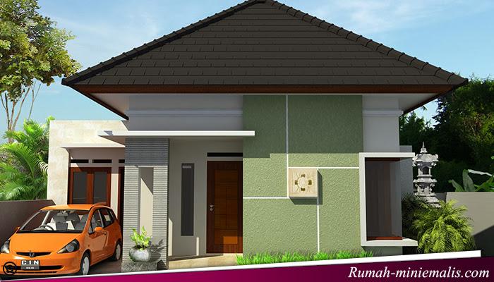 930 Koleksi Gambar Rumah Minimalis Sederhana Atap Cor Gratis Terbaik
