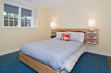 bed headboard decoration methods  tips small