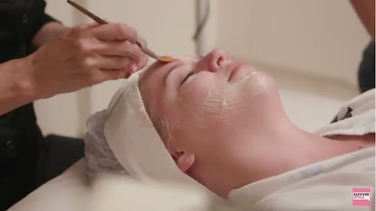 The Geisha Facial on Beauty Trippin' @ Shizuka New York Day Spa